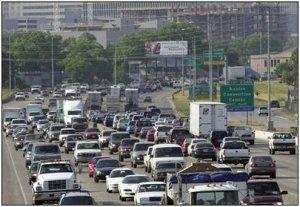 Traffic in Austin