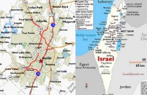 Austin and Israel